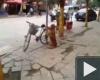 Kerékpár megőrző!