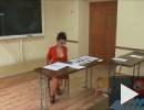 nagy mellű tanárnő