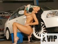 Mya és a Honda Civic