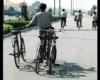 Technikás biciklis