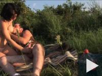 Amatőr pár és a szúnyogok