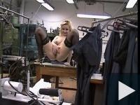 Dugás a ruhagyárban