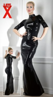 Latex ruha