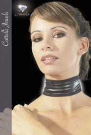 Cottelli - Fekete nyakpánt