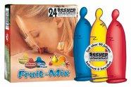 Gyümölcs-mix óvszer (24db)