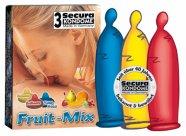 Gyümölcs-mix óvszer (3db)