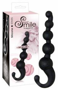 SMILE Bowler - kéjbot (fekete)