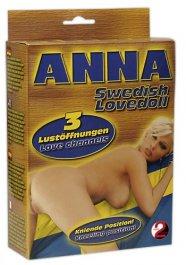 Anna, svéd guminő