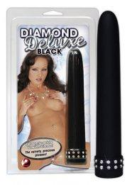 Delux vibrátor - fekete