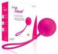 Szimpla gésagolyó - pink (Joyballs)