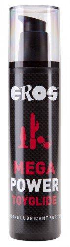 EROS Mega Power - szilikonos eszközsíkosító (250ml)