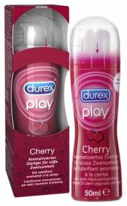 Durex Play - Cseresznyés síkosító - 50ml