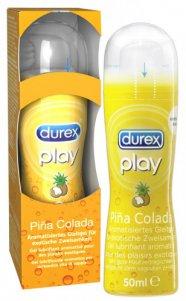Durex Pina Colada ízű síkosító