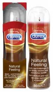 Durex Real Feel - szilikonos síkosító (50ml)