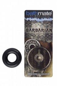 BathMate - Barbarian szilikon erekciógyűrű (fekete)