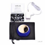 LELO Ora - orálszex szimulátor vibrátor (kék)