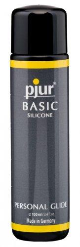 pjur Basic - szilikon síkosító (100ml)
